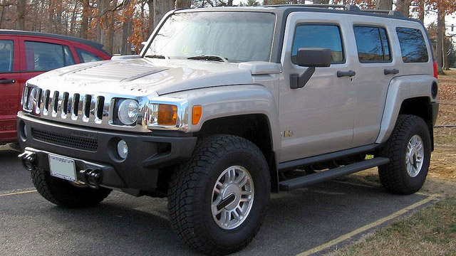 HUMMER Service and Repair | Honest-1 Auto Care Federal Heights